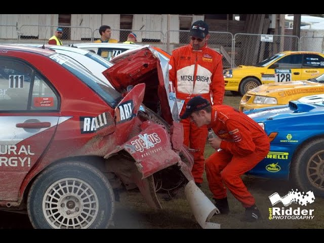 NZRC Archives | 2003 - Tapper's big repair