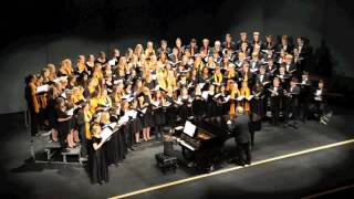 15. He Never Failed Me Yet - The Liebig School Choir Concert
