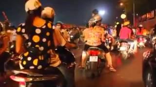 Saigon Cyclo Blues   BLUE ASIA
