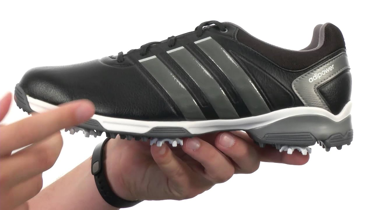 adidas Golf adiPower TR SKU 8509468 - YouTube 68a978c6f