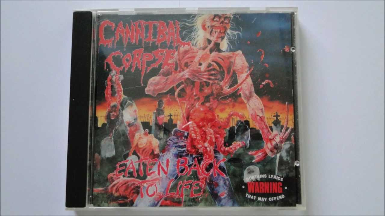 cannibal corpse buried in the backyard youtube