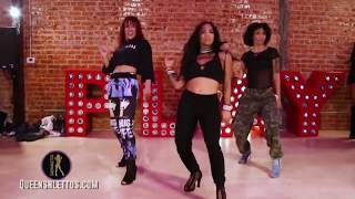 "Nicole Kirkland- Cardi B ft 21 Savage ""Bartier Cardi"" -Aliya Janell Choreography"