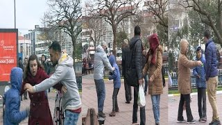 İstanbul'da 'ÇOÇUK KAÇIRMA' Sosyal Deneyi  (Sarıgöllü Emrah İçerir)