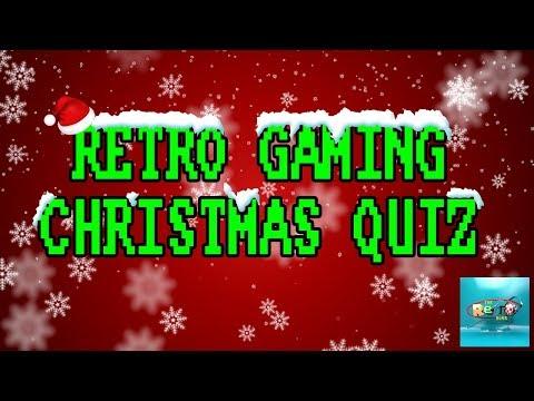 Retro Gaming Christmas Quiz - The Retro Hour EP102