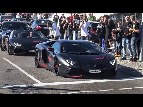 Accelerations, Revs, Burnouts @ Motorworld Böblingen (16.10.16)