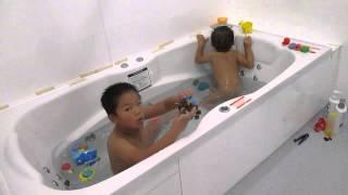 引っ越し後のお風呂