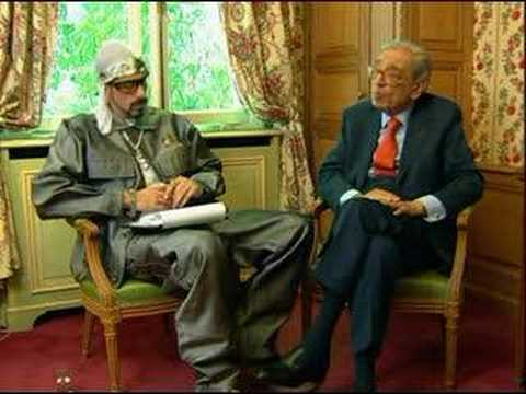 Ali G Interviews Boutros Boutros Ghali