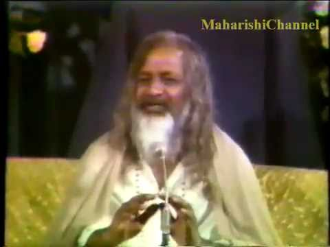 Maharishi Mahesh Yogi explains why he left the Himalayas to teach Transcendental Meditation