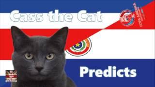 Copa América 2016 - Costa Rica vs Paraguay - Cass the Cat Predicts