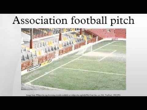 Association football pitch