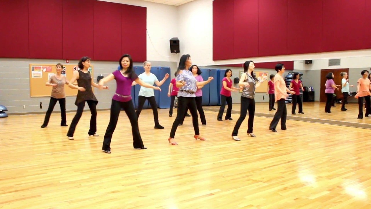 Perfect - Line Dance (Dance & Teach in English & 中文)