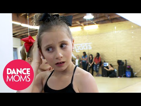 'Her Mother Just Sits There and Lets Abby Rip on Her!' (Season 7 Flashback) | Dance Moms
