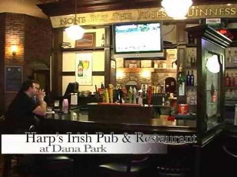 Harp pub mesa