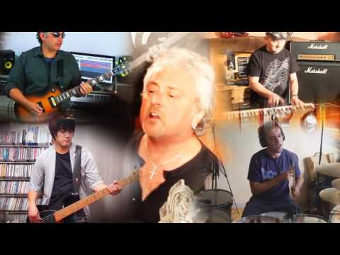 "Journey - Separate Ways ""Worlds Apart"" - World Collaboration Cover"