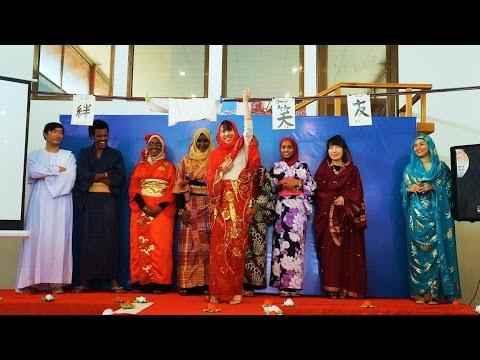 【BOKURA 2015】(日本×スーダン)ファッションショー / (Japan×Sudan)Fashion Show