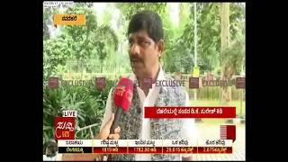Chit Chat With MP D.K Suresh | ಸುದ್ದಿ ಟಿವಿ