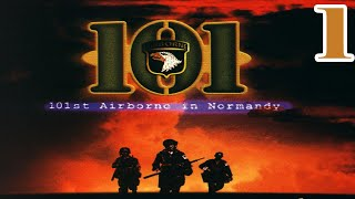 SKS Plays 101st Airborne: The Airborne Invasion of Normandy Gameplay:  Starting Out  [Episode 1]