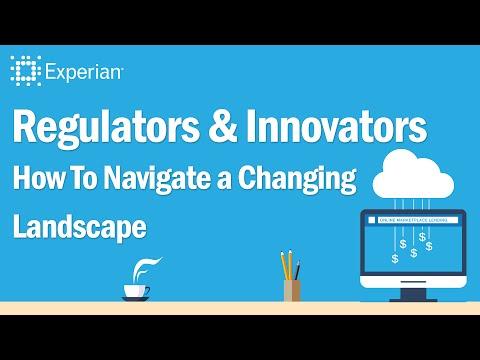 Regulators and Innovators: How to Navigate a Changing Landscape