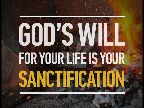 Sanctification: A Biblical Doctrine that is Essential to Salvation (by pastor Matt Marino)