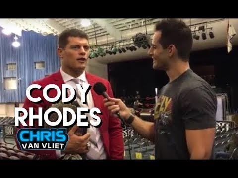 Cody Rhodes is making more money since leaving WWE, advice from his father and Goldust, Bullet Club