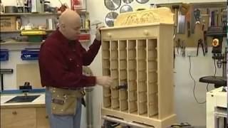 Great British Woodshop - Wine Rack
