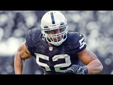 "Khalil Mack || ""Apex Predator"" 