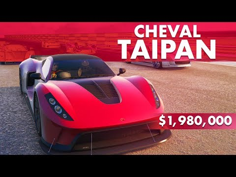 DON'T WASTE YOUR MONEY - Cheval Taipan - Grand Theft Auto 5 Multiplayer