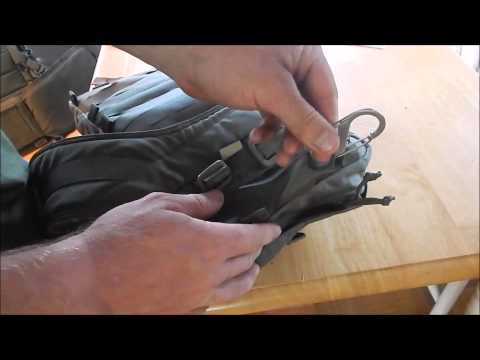 Hill People Gear PalsPocket: Pack Pouch/Small backpack Switch hitter