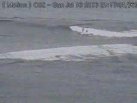 Tanker Surfing in Texas