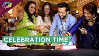 Shivaay, Anika And Team Ishqbaaaz Celebrate Their Achievement | Star Parivaar Awards