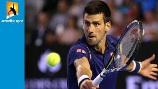 Top 5 singles rallies | Australian Open 2016
