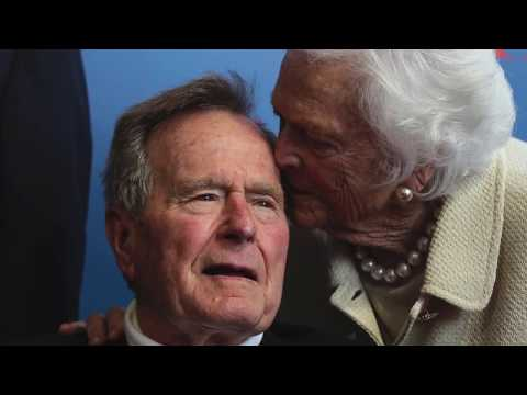 Barbara Bush: Houston's Former 1st Lady Passes Away (Extended Version)