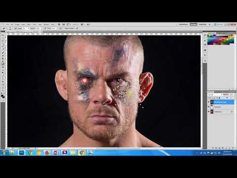 Photoshop basic - terminator