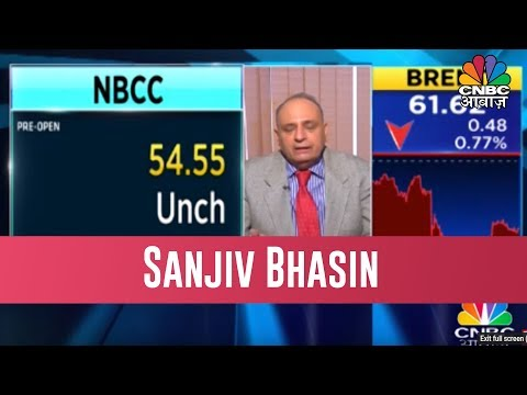 Sanjiv Bhasin On NBCC | Pehla Sauda