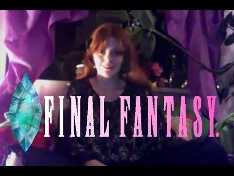 Final Fantasy The Psychology & Philosophy 1: Why We Love FF