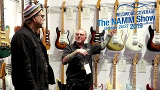 Baixar What's New From The Fender Custom Shop with Mike Lewis (Pt 1 of 2)  •  NAMM 2019