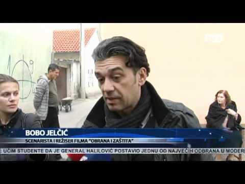 Film o Mostaru snima se uz pomoć TV1 - Dnevnik TV1 13.04.2012