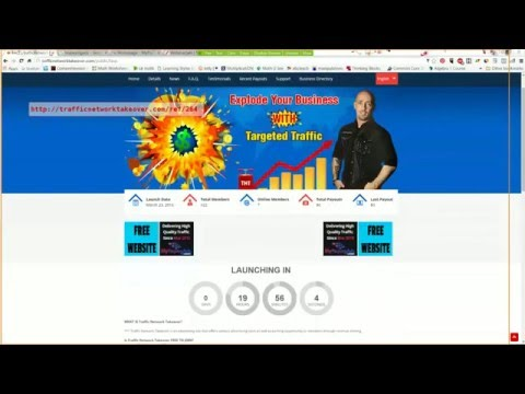 Money Mamas Live; How To Set Up My Paying Ads | TNT Review | Traffic Network Takeover Review