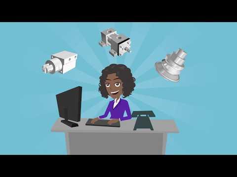 Industrial Content Marketing : Sharing Digital Parts Catalog and 3D CAD Models