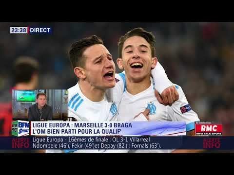 After Foot du jeudi 15/02 – Partie 2/3 - Retour sur Marseille/Braga (3-0)