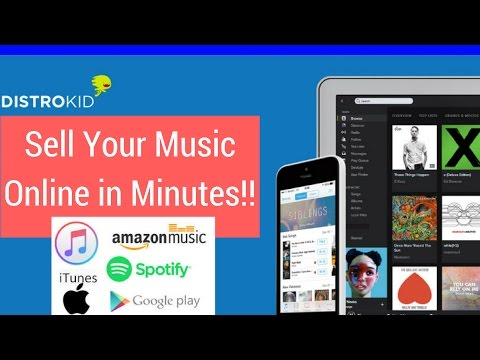 How To Sell Your Music Online: Digital Music Distribution in 2018