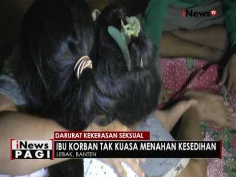 Siswi Kelas 2 Smp di Lebak Banten Hamil 5 Bulan Oleh Pamannya Sendiri - iNews Pagi 10/05 thumbnail
