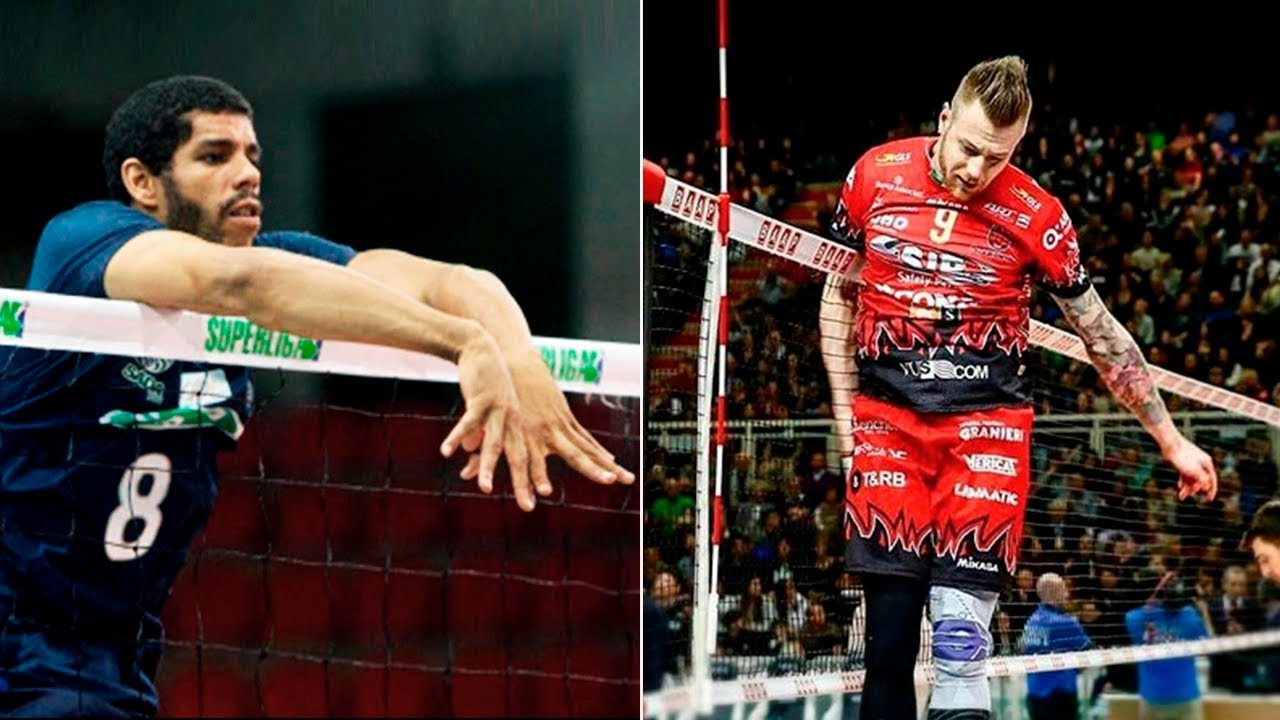 TOP 10 Best Volleyball Opposites in the World