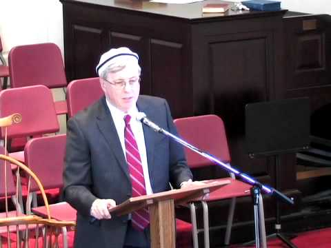 Chapel Talk - Dr. Patrick White (December 4, 2007)