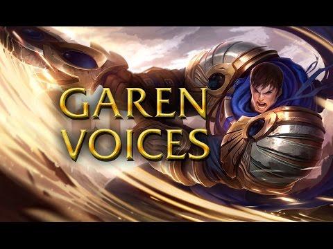 how to get garen free