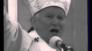 Jan Paweł II Włocławek 7 czerwca 1991 HOMILIA cz 4 Uroczystość Serca Jezusa