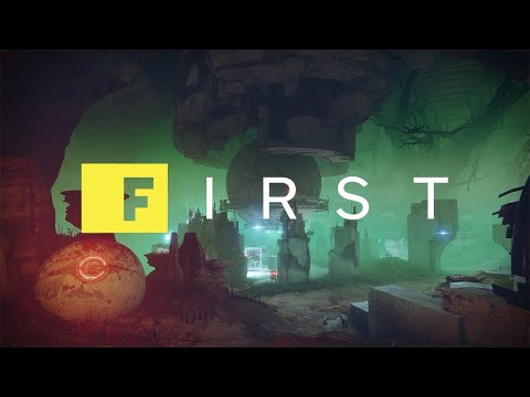 Destiny 2: Exploring Nessus' Lost Sectors, Public Events, and Adventures - IGN First