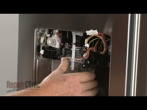 Dispenser Module - Frigidaire Refrigerator