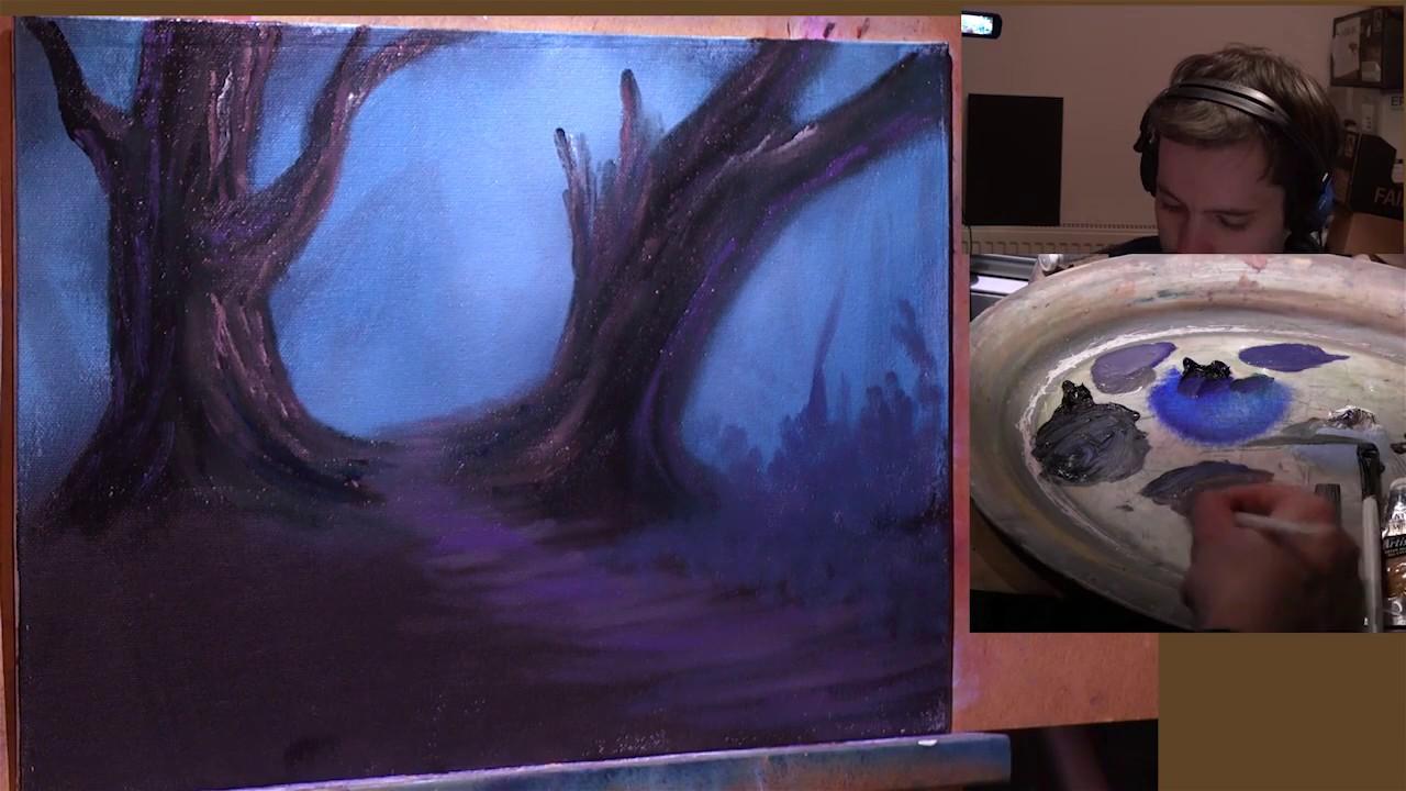 Blue Forest - Full Lesson - YouTube