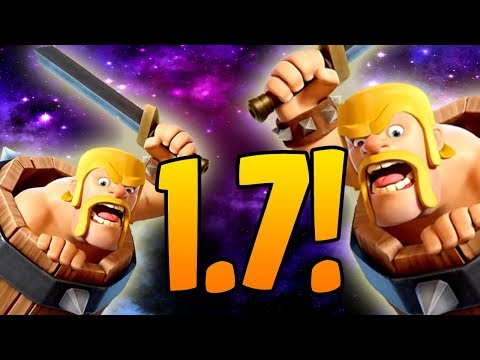 INSANE 1.7 BARBARIAN BARREL CYCLE DECK! CHALLENGE TROLLING! - Clash Royale